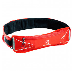 SALOMON AGILE 250 BELT SET FIERY RED
