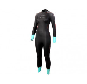 ZONE 3 ADVANCE WETSUIT DAME 2019