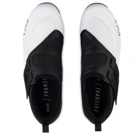 Fizik Shoe Transiro R4 Powerstrap Black-White
