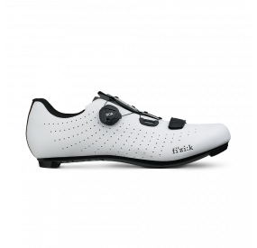 SHOE FIZIK R5 UOMO BOA WHITE / BLACK 42