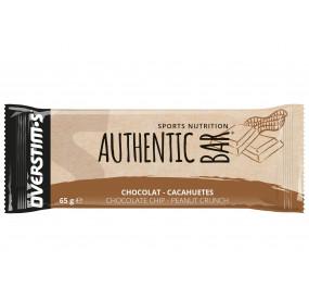 AUTHENTIC BAR CHOCOLAT CACAHUÈTE UNITAIRE