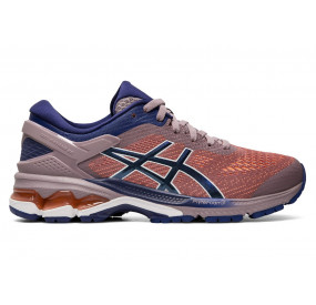 ASICS KAYANO 26 WOMEN - VIOLET BLUSH/DIVE BLUE
