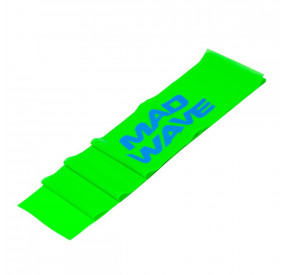 MAD WAVE STRETCH BAND 0.3MM GREEN