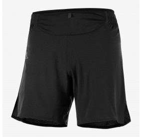 SALOMON SENSE SHORT MEN BLACK