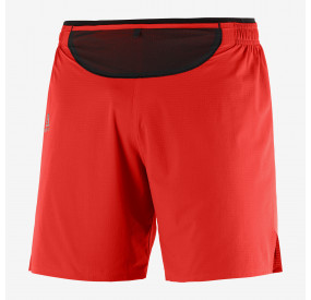 SALOMON SENSE SHORT MEN GOJI BERRY