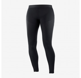 SALOMON SUPPORT TIGHT WOMEN BLACK