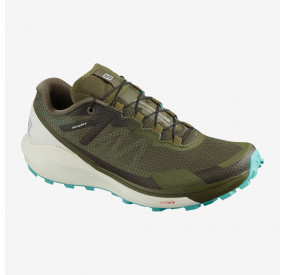 SALOMON SENSE RIDE 3 LADY OLIVE NIGHT/VANILLA ICE/MEADOWBROOK
