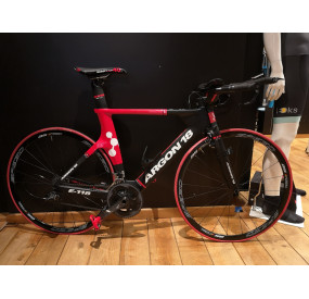OCCASION - ARGON 18 E-118, TAILLE M - SRAM FORCE 11V