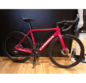 OCCASION - ORBEA ORCA DISC 2020 -TAILLE 51 - ULTEGRA 11V
