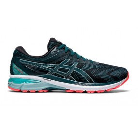 ASICS GT-2000 8 MEN - BLACK/MAGNETIC BLUE