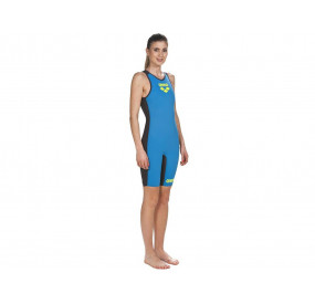 ARENA PWSKIN SPEEDSUIT REAR ZIP - WOMEN