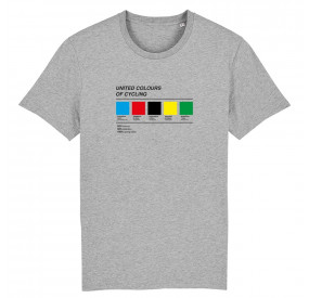 THE VANDAL - T-SHIRT - COLOURS OF CYCLING