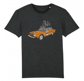 THE VANDAL - T-SHIRT - MOLTENI TEAM CAR