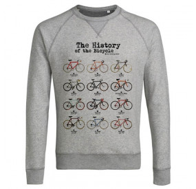 THE VANDAL - SWEATER - HISTORY OF THE BICYLCE