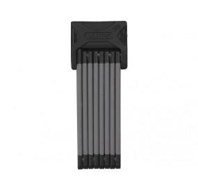 ABUS BORDO BIG 6000/120 BLACK VELCRO
