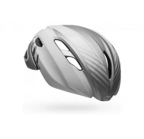 BELL Z20 AERO MIPS - WHITE/SILVER