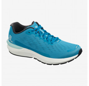 SALOMON SONIC 3 BALANCE MEN FJORD BLUE/WHITE/BLACK