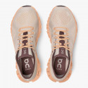 ON RUNNING CLOUD X 2020 WOMEN - SILVER/ALMOND