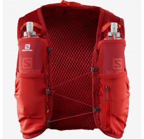 SALOMON ADV SKIN 8 VALIANT POPPY