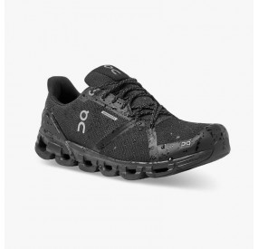 ON RUNNING CLOUDFLYER WATERPROOF 2021 MEN - BLACK/LUNAR