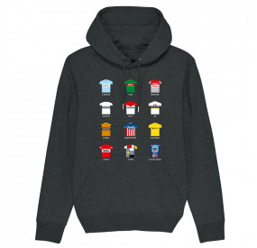 THE VANDAL - HOODY- THE JERSEY