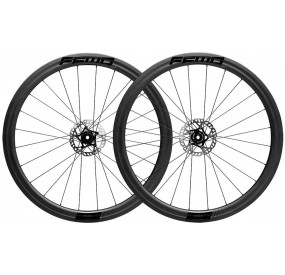 FFWD FULL CARBON TYRO CLINCHER / TUBLESS COMPATIBLE