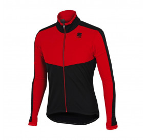 SPORTFUL PORDOI WINDSTOPPER JACKET - RED/BLACK