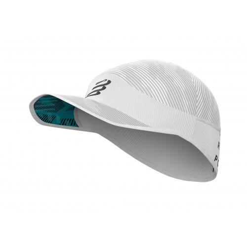 COMPRESSPORT ICE CAP WHITE