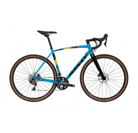 RIDLEY KANZO A GRX 600 2022 BELGIAN BLUE