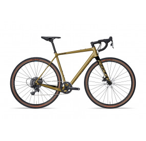 RIDLEY KANZO C ADV GRX 600 2022 - GOLD/BLACK METALLIC