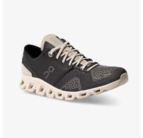 ON RUNNING CLOUD X WOMEN BLACK/PEARL