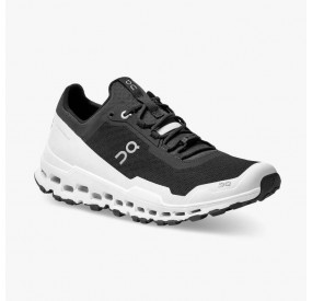 ON RUNNING CLOUDULTRA MEN BLACK/WHITE