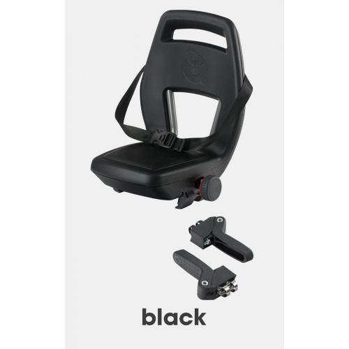 QIBBEL MAXI JUNIOR 6+ SEAT REAR BLACK