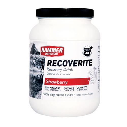 HAMMER NUTRITION - RECOVERITE 16 SERVING - VANILLE