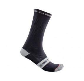 CASTELLI SOCKS SUPERLEGGERA T18 - SAVILE BLUE