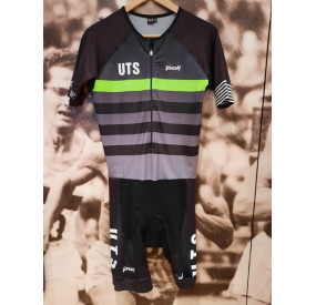 POLI TRIFONCTIONS UTS - BLACK/GREEN