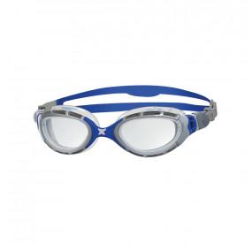 ZOGGS PREDATOR FLEX - CLEAR/BLUE OR BLUE/BLACK
