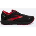 BROOKS GHOST 14 GTX - MEN - 2021 - BLACK/RED