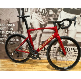 RIDLEY NOAH AERO+ WITHE/RED S