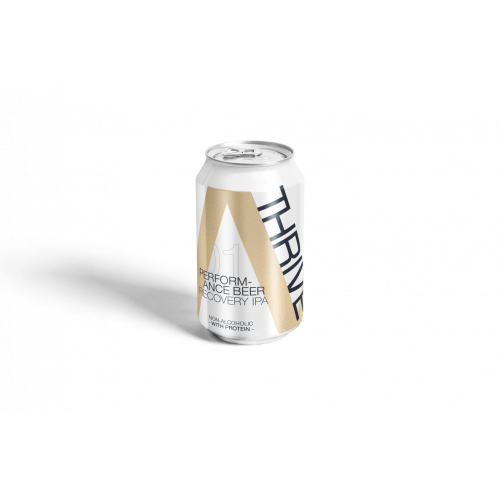 THRIVE BEER PERFORMANCE - NON ALCOOLHIC - RECOVERY IPA